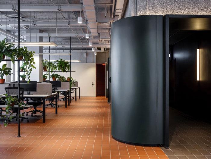 individual workstations multi purpose room 13
