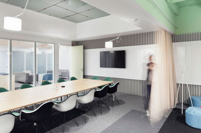 individual workstations multi purpose room 35