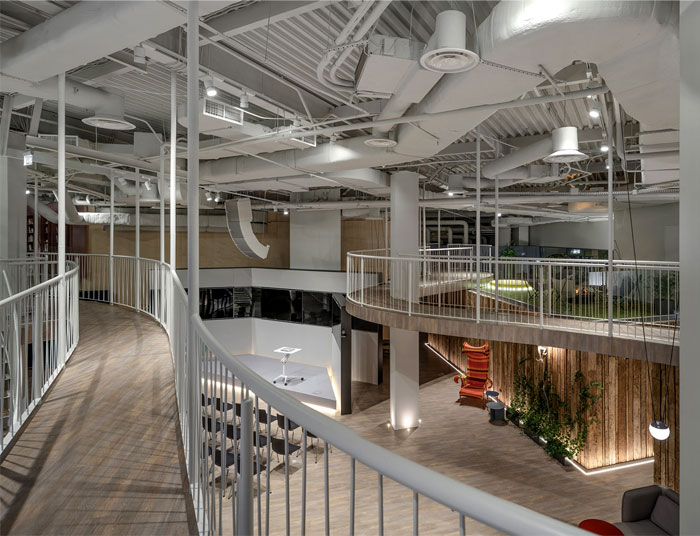 lobby office reception decor ideas grammarly 2