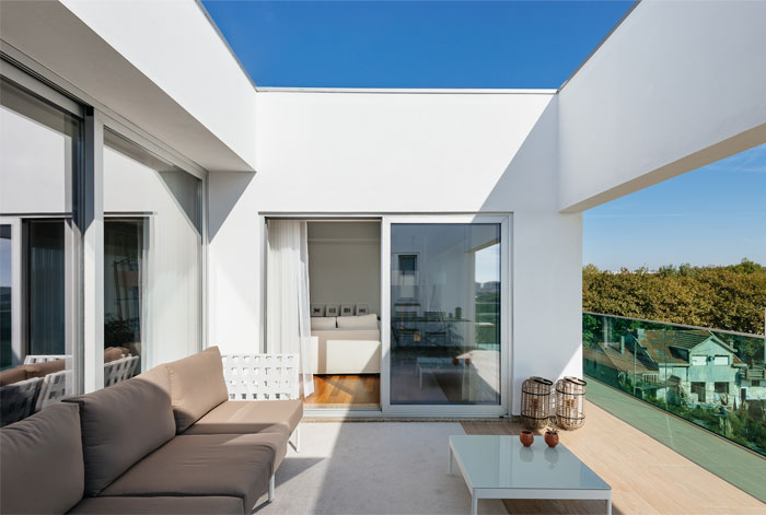 patio apartment ras a studio 8