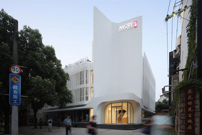 renovation business building archunits 1