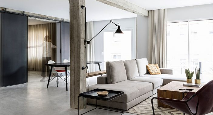 Apartment Refurbishment to Fit a Young Couple Lifestyle