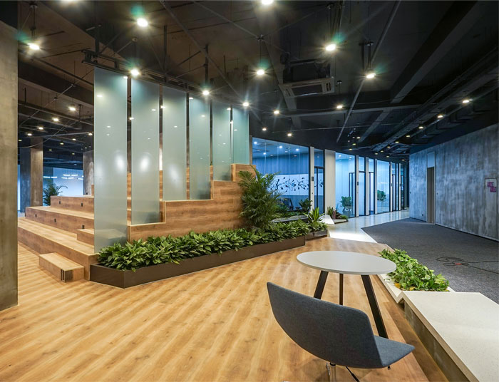 byton nanjing office inDeco 11