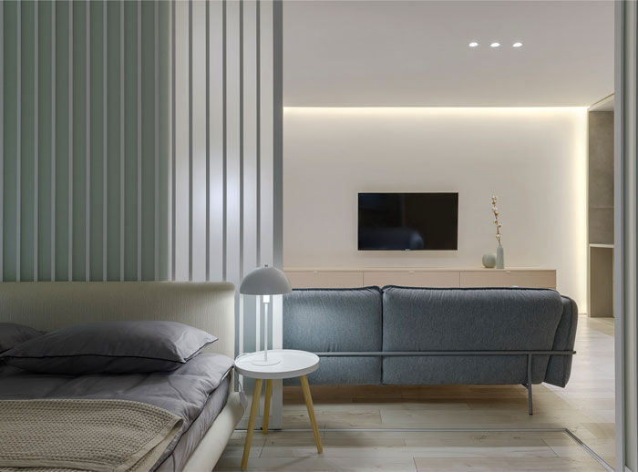 small living space sobo studio 4