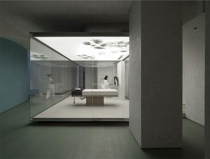 aqua health clinic waterfrom design 14