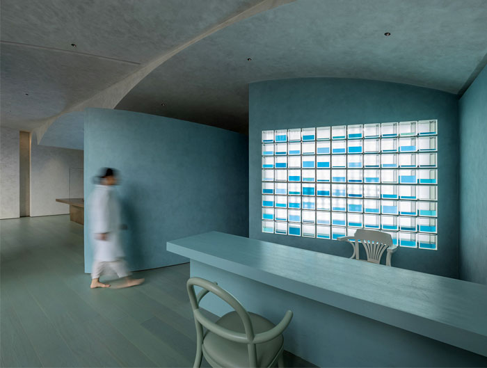 aqua health clinic waterfrom design 7