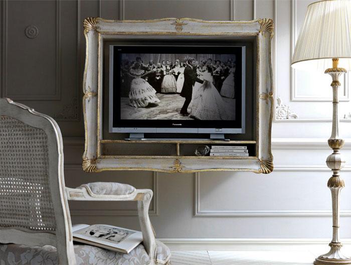creative frame tv wall 1 1