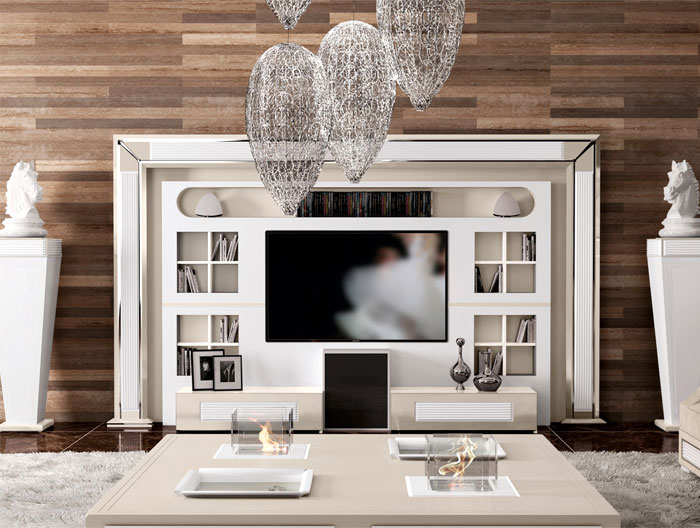 creative frame tv wall 3