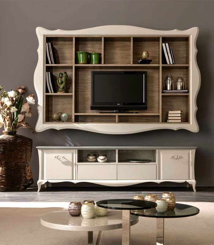 creative frame tv wall 4