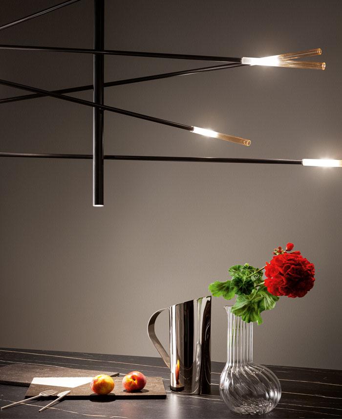 crossroad lamp bonaldo 9