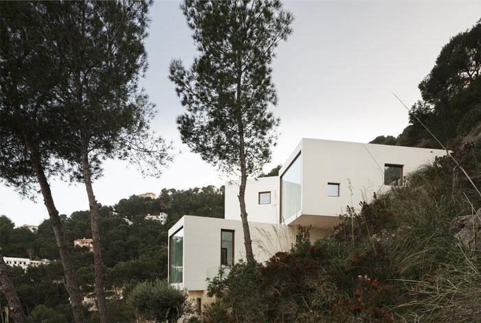 house mallorca caballero colon architects 1