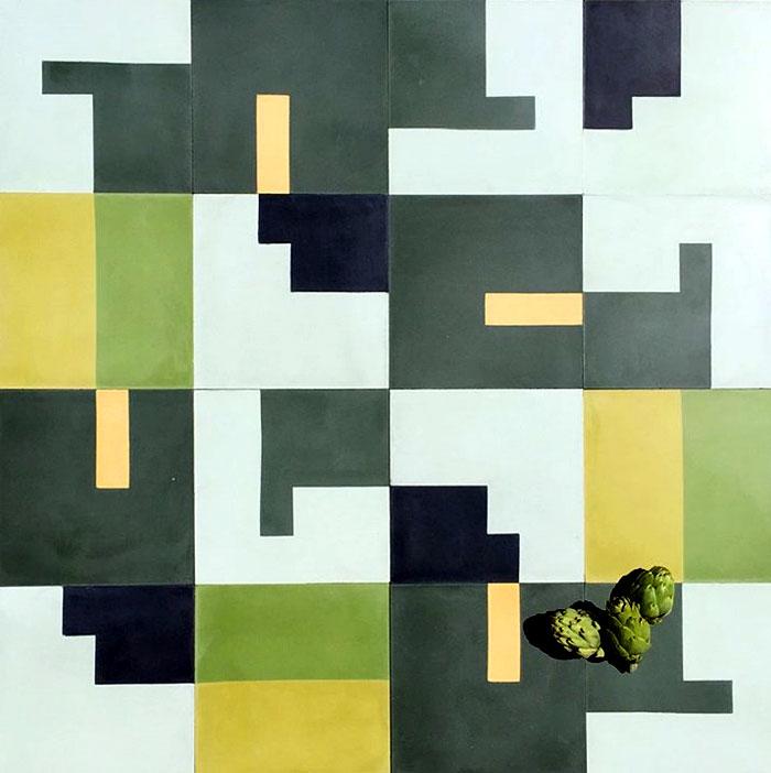 huguet hydraulic tiles collection 7