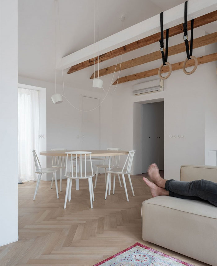 kilo honc attic apartment bratislava 14