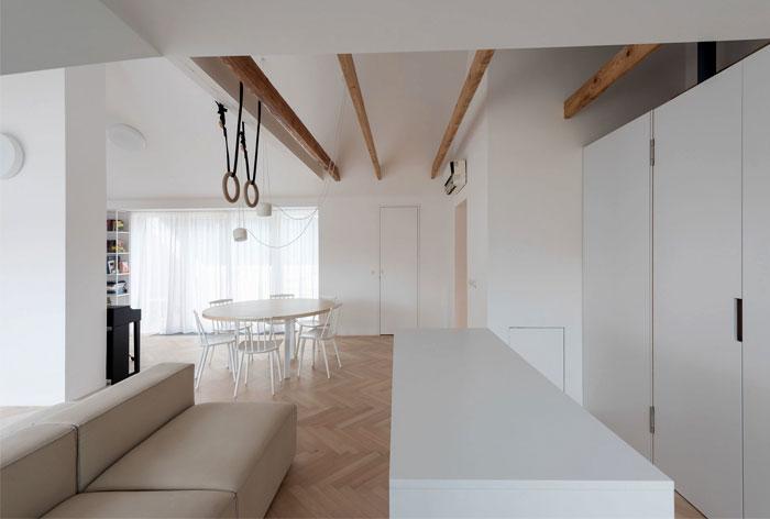 kilo honc attic apartment bratislava 9