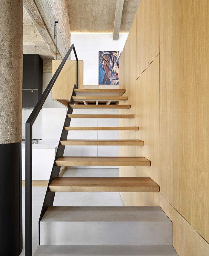 michigan loft vladimir radutny architects 12