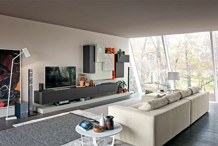 modern tv sets tv walls design 22