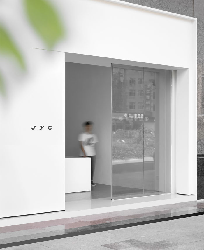 office chinese clothing brand AD Architecture 14