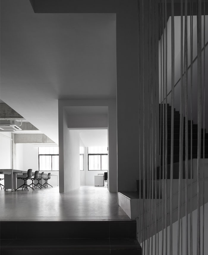 office chinese clothing brand AD Architecture 7