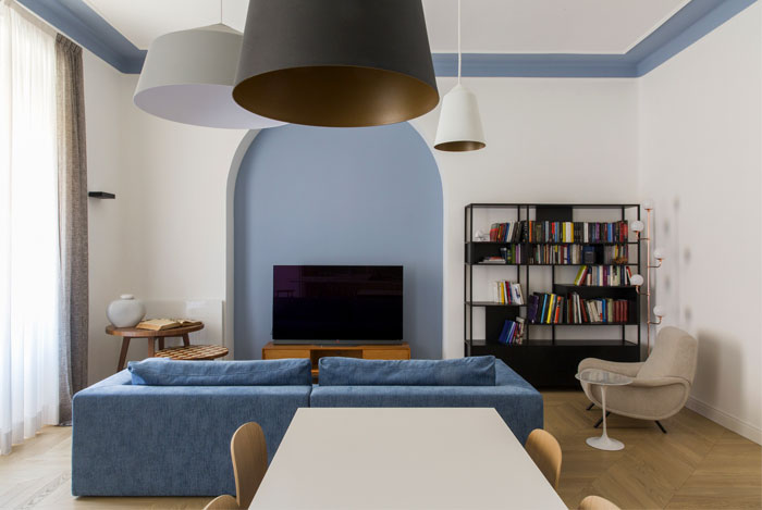 renovation rome apartment filippo bombace 16