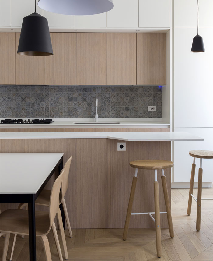 renovation rome apartment filippo bombace 2
