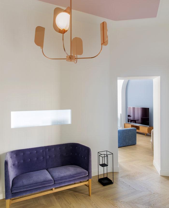 renovation rome apartment filippo bombace 8