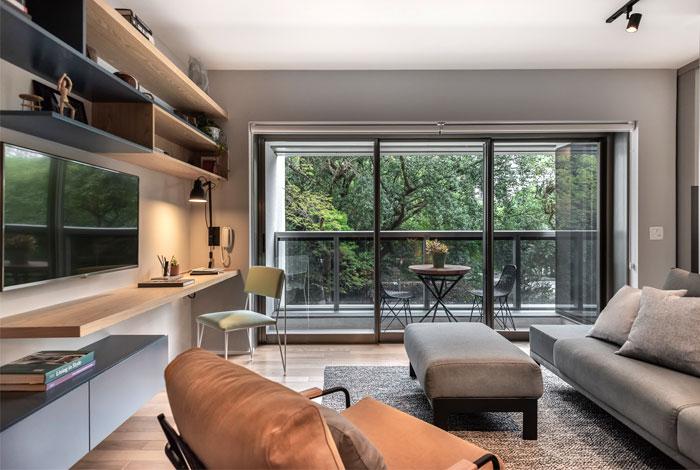retrofit apartment superlimao studio 1