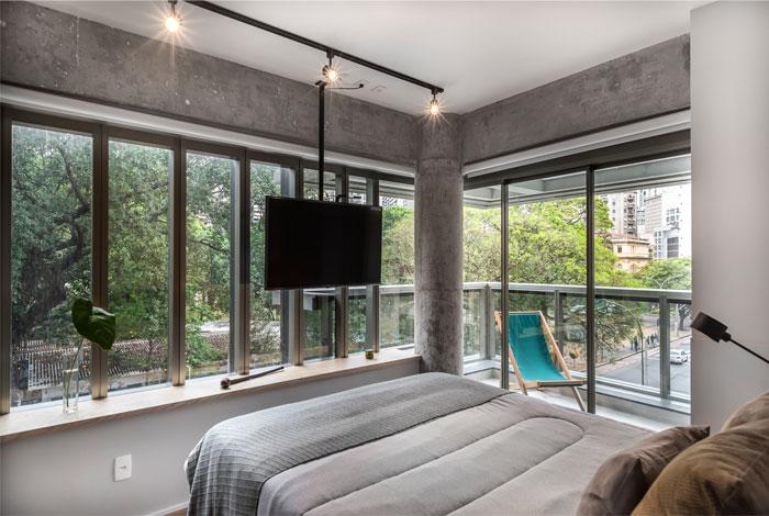 retrofit apartment superlimao studio 2