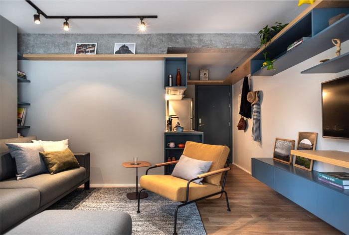 retrofit apartment superlimao studio 3
