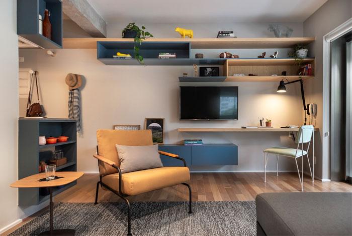 retrofit apartment superlimao studio 5
