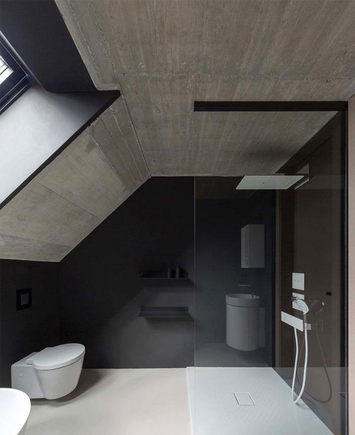 stylish mezzanine apartment bratislava 15