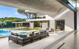 summer house Saint Tropez 338x212