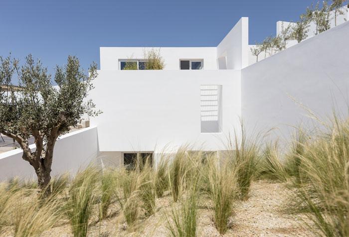 summer villa arcadia hotel kapsimalis architects 1