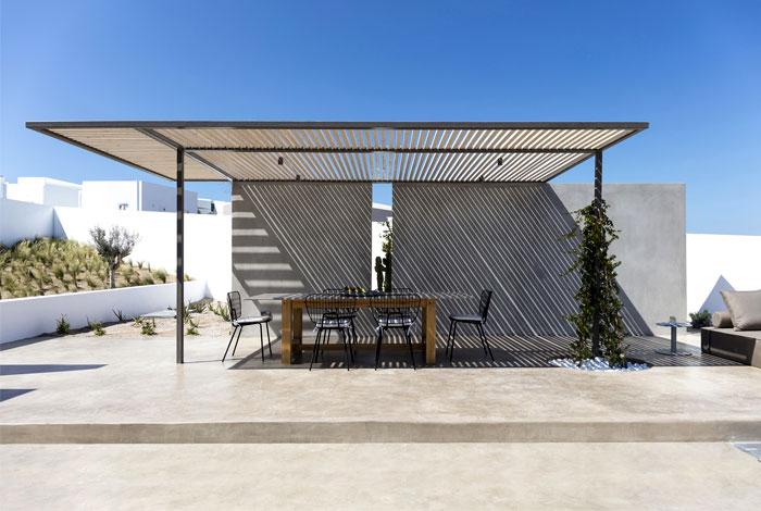 summer villa arcadia hotel kapsimalis architects 23