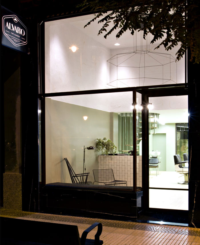 wireflow pendant barber shops 1