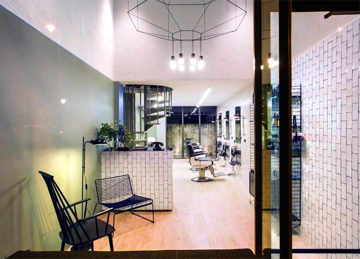 wireflow pendant barber shops 3