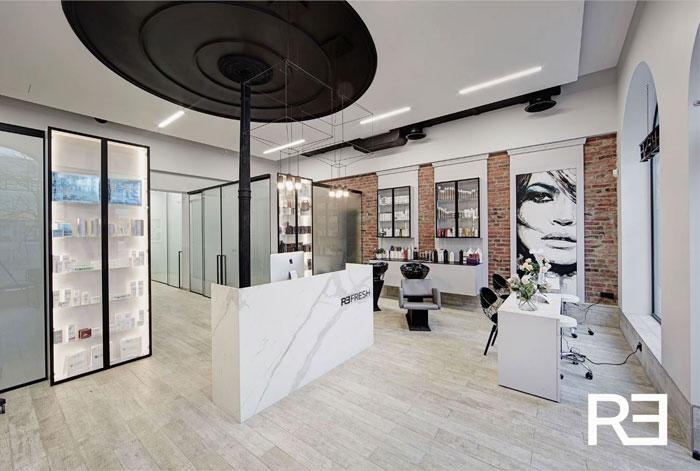 wireflow pendant barber shops 4