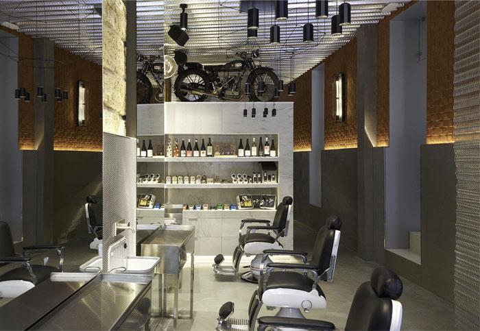 wireflow pendant barber shops 9