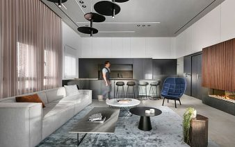Penthouse Studio Erez Hyatt 338x212