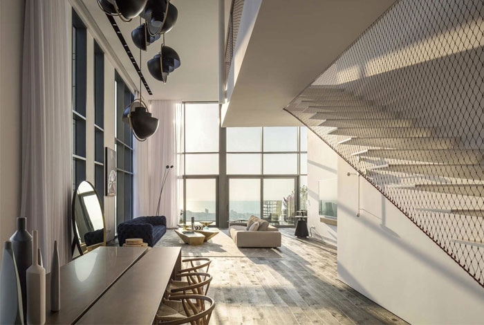 apartment 264 anderman architects 1