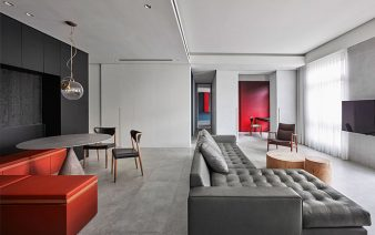 apartment Waterfrom Design 338x212