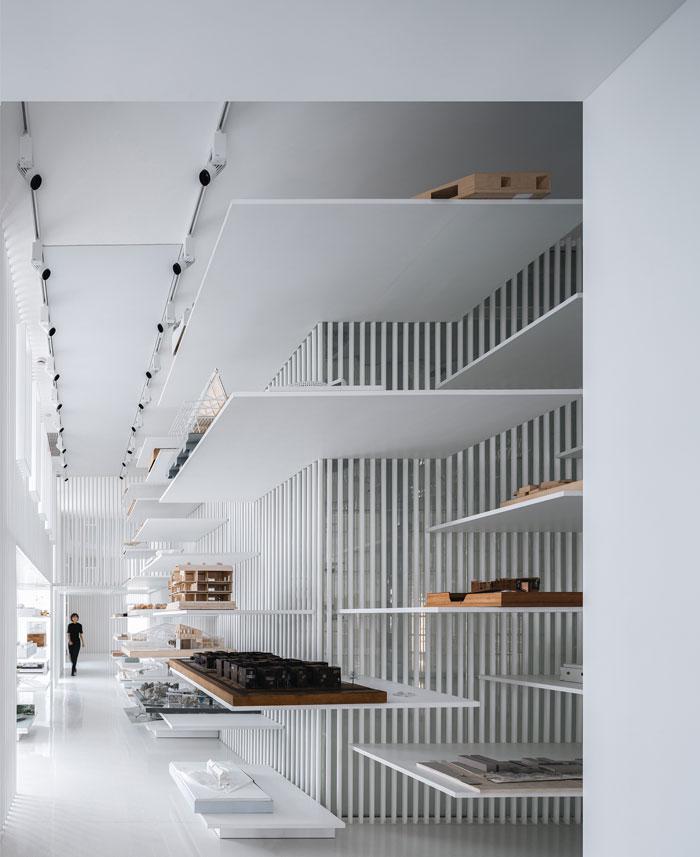 architectural model museum wutopia lab 11