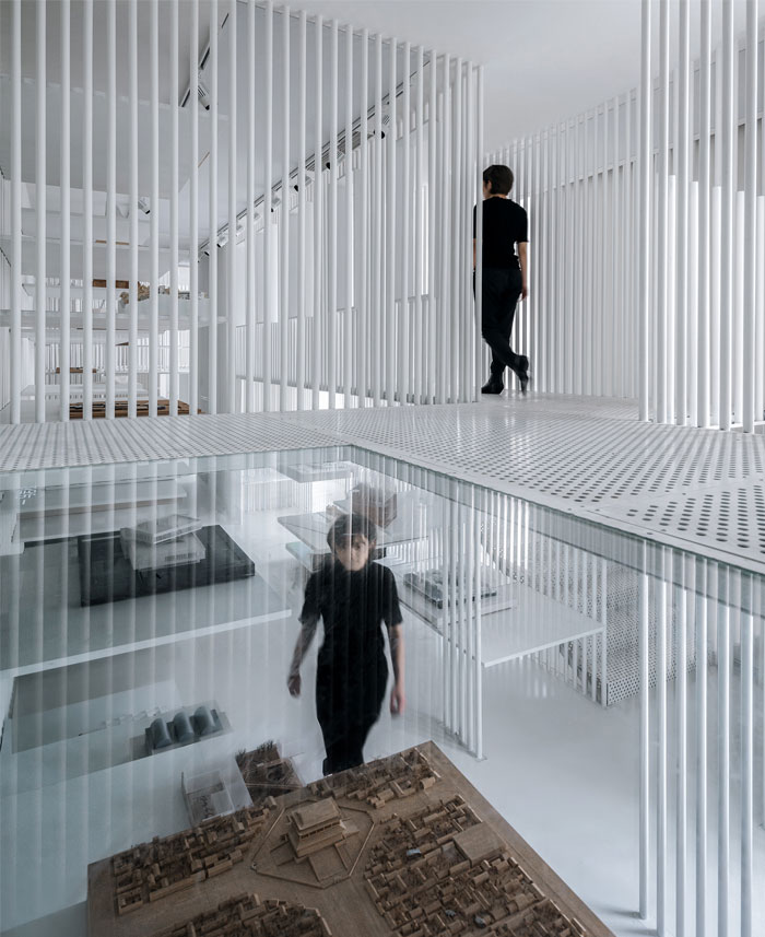 architectural model museum wutopia lab 12