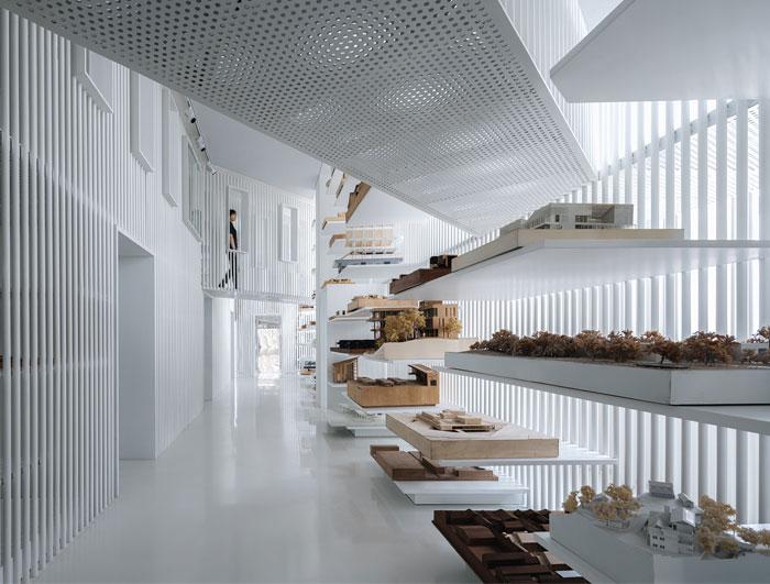 architectural model museum wutopia lab 21