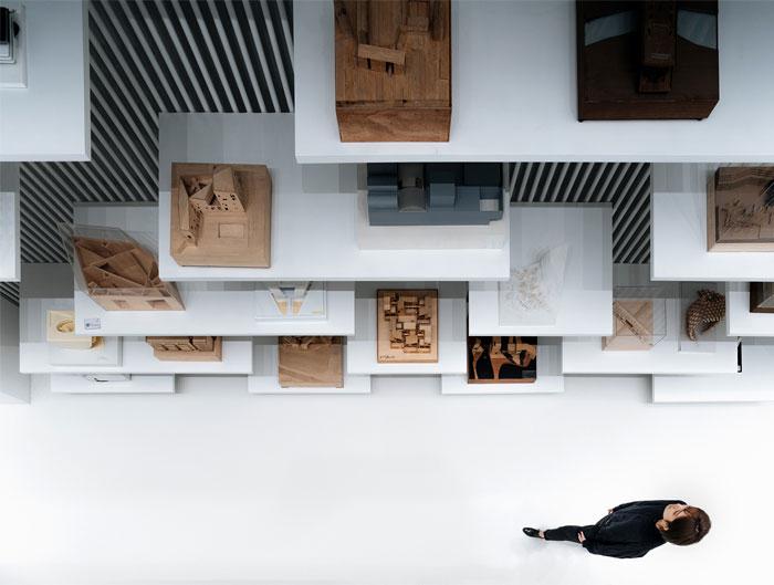 architectural model museum wutopia lab 22