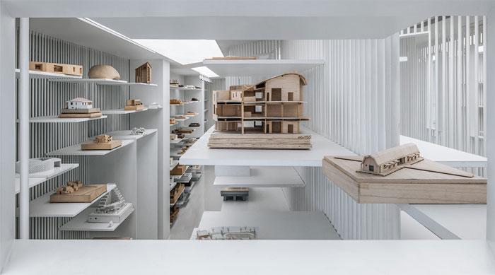architectural model museum wutopia lab 23