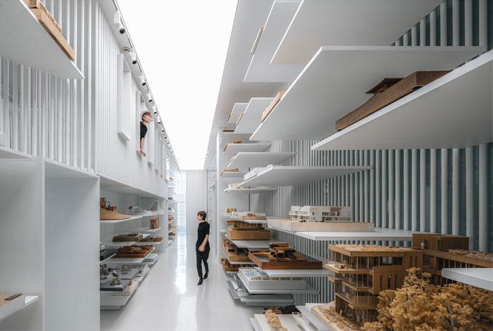 architectural model museum wutopia lab 24