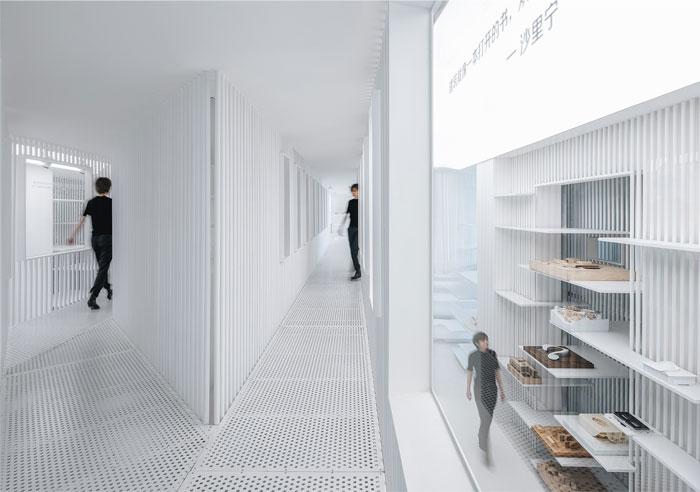 architectural model museum wutopia lab 26