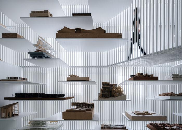 architectural model museum wutopia lab 27