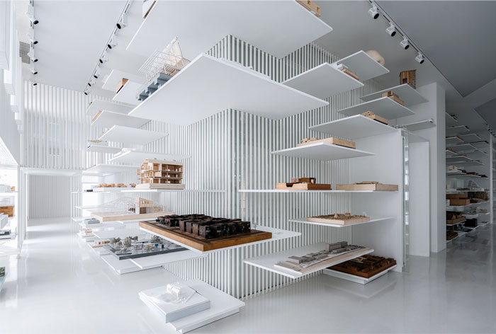 architectural model museum wutopia lab 3