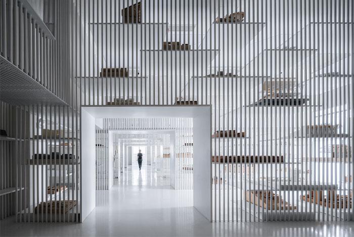 architectural model museum wutopia lab 4